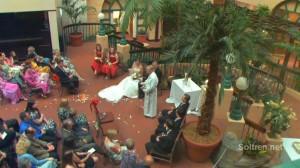 Embassy Suites Wedding 1