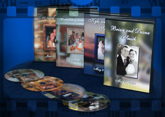 Wedding DVD Case Included