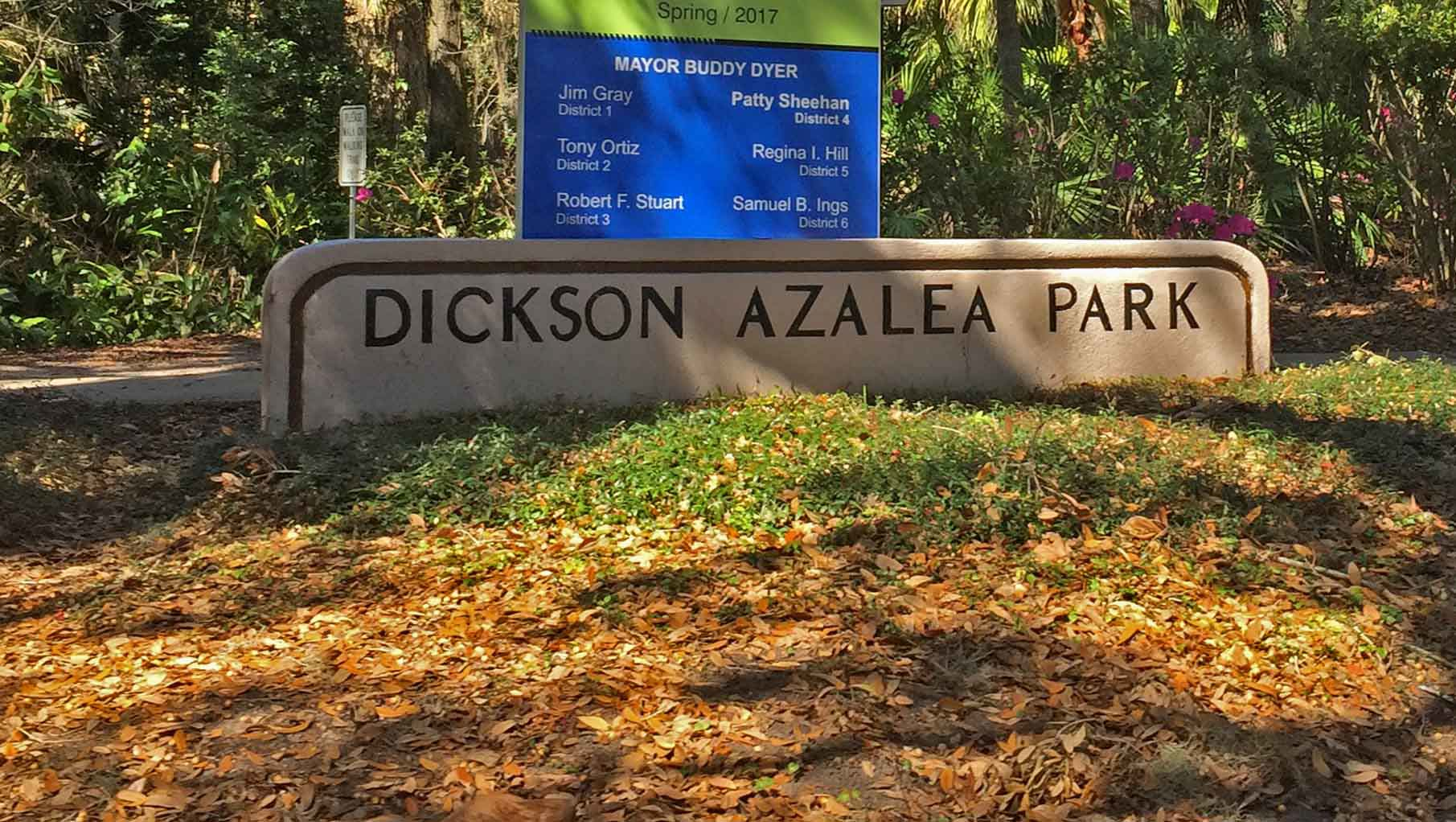 Dickson Azalea Park
